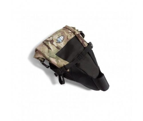 PORCELAIN ROCKET TESS SADDLE BAG - CAMOUFLAGE